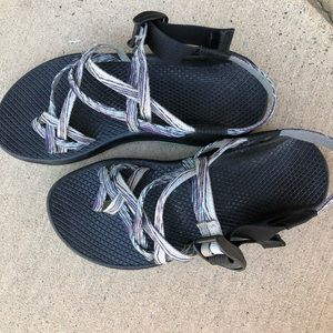 Chacos Double Toe Strap Sandals